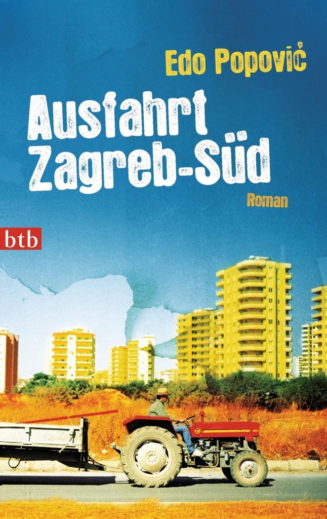 Edo Popovic Ausfahrt Zagreb-Sued
